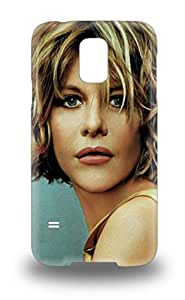 Scratch Free Phone 3D PC Case For Galaxy S5 Retail Packaging Meg Ryan American Female Sleepless In Seattle ( Custom Picture iPhone 6, iPhone 6 PLUS, iPhone 5, iPhone 5S, iPhone 5C, iPhone 4, iPhone 4S,Galaxy S6,Galaxy S5,Galaxy S4,Galaxy S3,Note 3,iPad Mini-Mini 2,iPad Air )