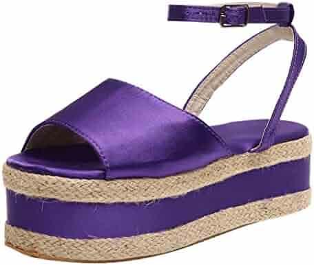 21192f9f7f2a2 Shopping Copercn - Purple - Flats - Sandals - Shoes - Women ...