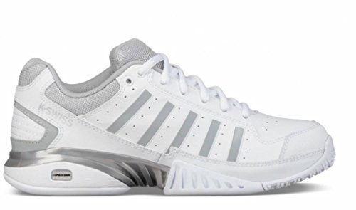 Blanc White KS de Receiver Tfw 01 Performance Iv Femme Omni Highrise K Swiss Tennis Chaussures Bwq7PP
