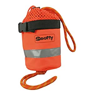 Scotty #793 Throw Bag w/ 50-Feet of Floating MFP Line