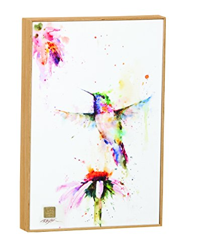 Demdaco Big Sky Carver Peewee Hummingbird Wall Art (Wall Hanging Hummingbird)