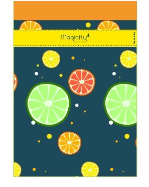 Poly Mailers 10X13, Magicfly 100 Pack Fruit Designer