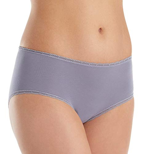 Cosabella Women's Soft Cotton Hotpant, Incenso/Sophia, ()