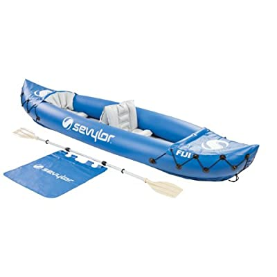 2000015233 Sevylor C001 Fiji Kayak Travel Pack