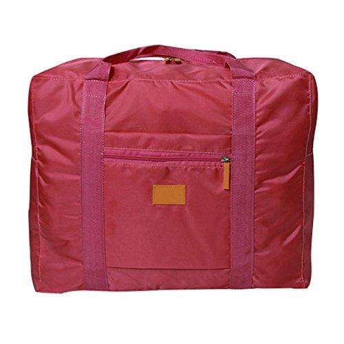 TargetEvo Travel Foldable Duffel Bag Waterproof Nylon Lightweight Luggage Storage Bag