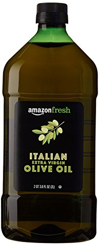 AmazonFresh Italian Extra Virgin Olive Oil, 68 Fl Oz - Pepper Pesto