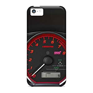 New Design On WcvoS8850RDGks Case Cover For Iphone 5c