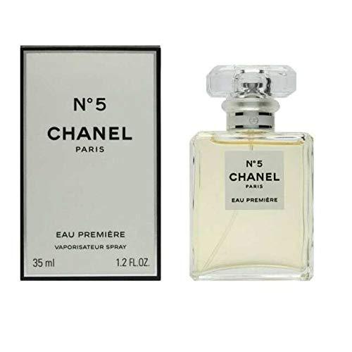 Chanél No 5 EAU PREMIERE EAU DE PARFUM SPRAY 1.2 OZ SEALED BOX (Coco Mademoiselle Chanel Eau De Parfum 35 Ml)