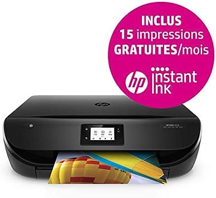 HP Envy 4528 Inyección de Tinta térmica 9,5 ppm 4800 x 1200 dpi A4 WiFi - Impresora multifunción (Inyección de Tinta térmica, 4800 x 1200 dpi, 100 ...
