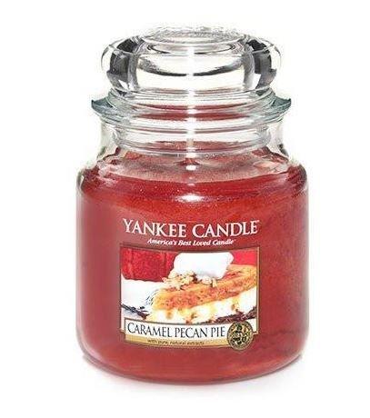バーゲンで Yankee Candle Candle Caramel Pecan Pie Medium B076441WHC Jar Yankee Candle , Food & Spice香り B076441WHC, 名作:6adef967 --- a0267596.xsph.ru
