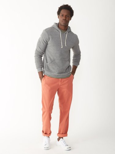 41-idklrQ3L Alternative Men's Challenger Hoodie Sweatshirt, Eco Grey, Large