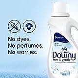 Downy Ultra Plus Free & Gentle Liquid Fabric