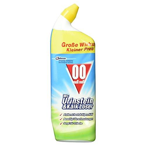 00 null null WC Urinstein- und Kalklöser, 1er Pack (1 x 750 ml)