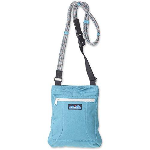 KAVU Women's Keepalong Backpack, Turquoise, One Size
