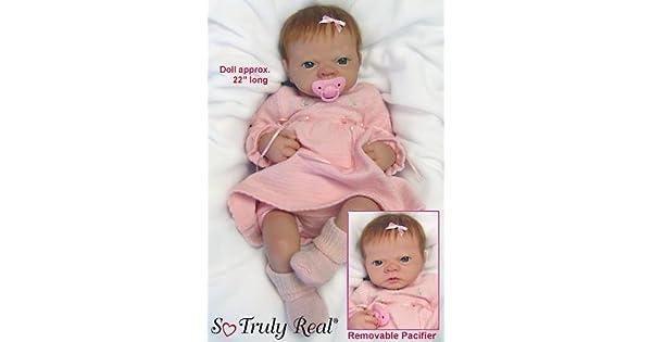 Amazon.com: Ashton Drake muñeca bebé Emily celebración de la ...