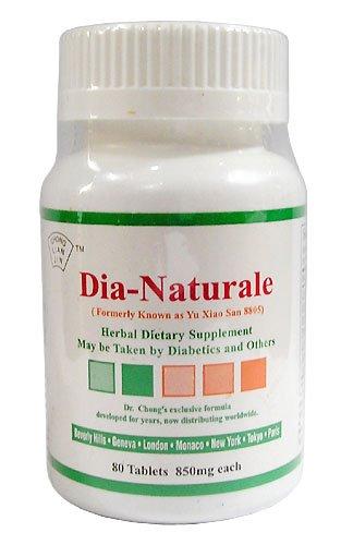 Dia-Naturale (Formerly YU XIAO SAN 8805)
