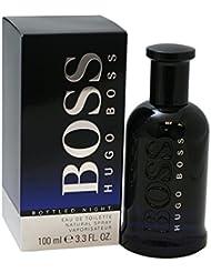Hugo Boss BOTTLED NIGHT Eau de Toilette, 3.3 Fl Oz
