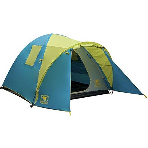 Mountainsmith Cottonwood Tent: 6-Person 3-Season Lotus Blue, One Size