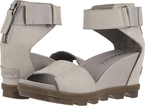 SOREL Women's Joanie¿ II Ankle Strap Dove Nubuck 5.5 B US