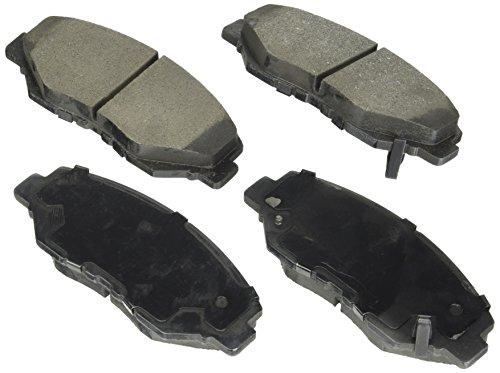 Centric Parts 102.09140 102 Series Semi Metallic Standard Brake Pad