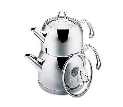Korkmaz Tombik Teapot Set A104