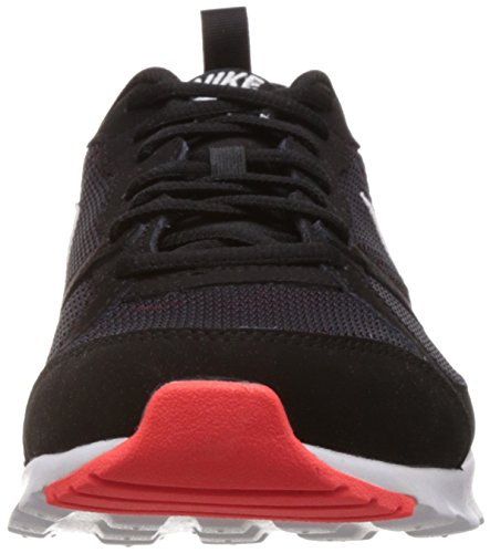 NIKE MENS AIR MAX MUSE Black/White/Bright Crimson free shipping popular cheap sale outlet locations outlet locations for sale cheap sale 100% authentic finishline cheap online qVbLUS