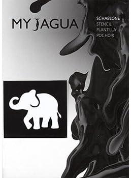 Plantilla elefante | para Henna, Jagua & aerógrafo Tatuajes ...