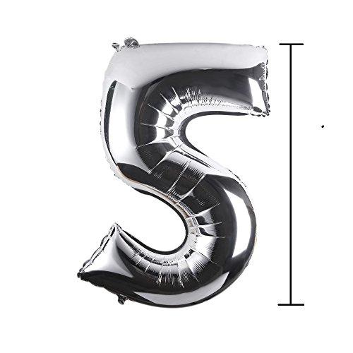 Lokman Aluminum Birthday Anniversary Decoration product image