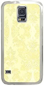 Palmetto Samsung Galaxy S5 Case with Transparent Skin I9600 Hard Shell Cover