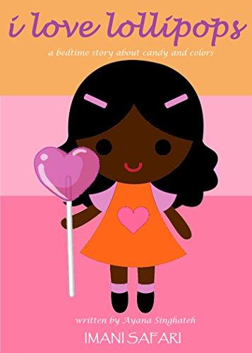 I Love Lollipops American Dream Lollipop