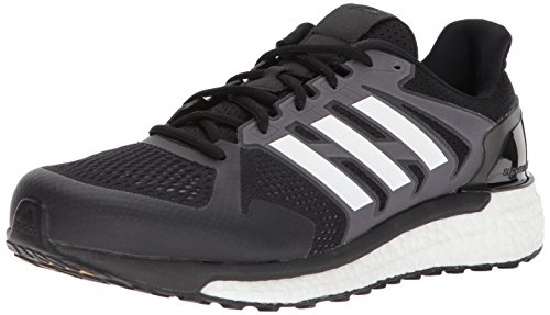 adidas Men's Supernova St M Running Shoe Core Black/White/Grey Three countdown package RAJQ0Fcl