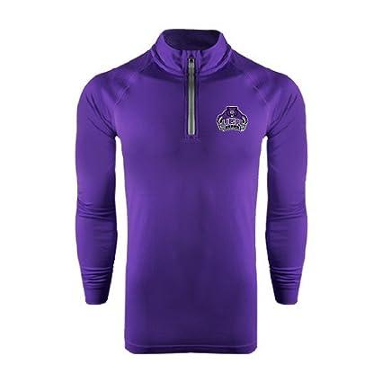 buy online 025a9 1e734 Amazon.com : Central Arkansas Under Armour Purple Tech 1/4 ...