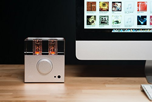 Woo Audio 2nd gen WA7 Fireflies Headphone Amplifier/DAC in Silver - Firefly Amplifier