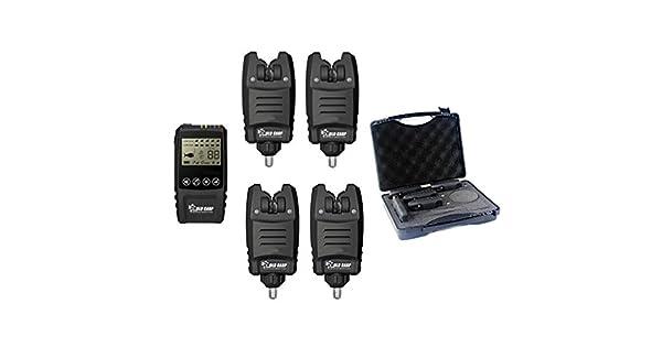 Amazon.com: Electronic Pesca de Carpas Wireless 4 * Galaxy ...