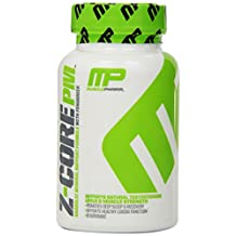 Muscle Pharm 60 Count Z-Core Pm Capsules