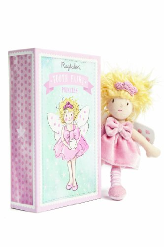 Ragtales Tooth Fairy Princess (Fairy Tooth Doll)