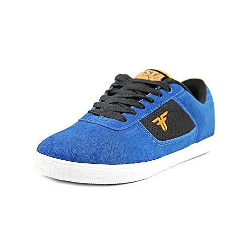 Fallen Rookie Mens Size 12 Blue Suede Skate Shoes UK 11 EU 45.5