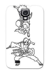 Awesome Case Cover/galaxy S4 Defender Case Cover(naruto Color Page Cartoon Color Page Printable Cartoon Coloring)