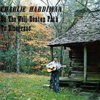 (CHARLIE HARDIMAN - on the well-beaten path to bluegrass HILLSIDE 3088 (LP vinyl record) )