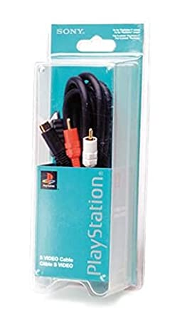 Admirable Playstation 2 S Video Cable Amazon De Games Wiring Cloud Brecesaoduqqnet