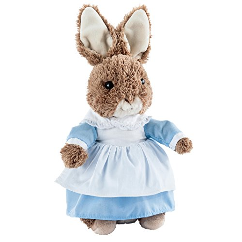 Beatrix Potter Officially Licensed Mrs. Rabbit Character 31cm Plush Toy