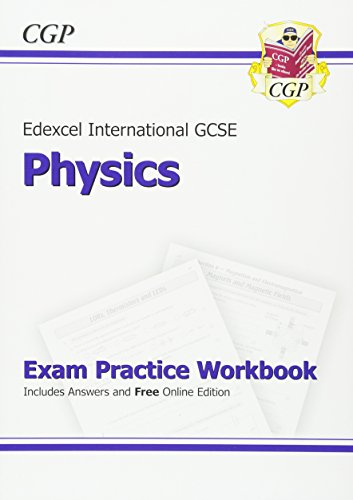Edexcel International GCSE Physics Exam Practice Workbook with Answers (A*-G Course)
