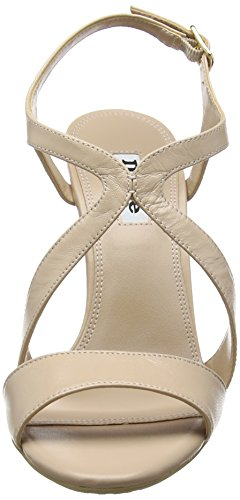 Dune Women's Mojoe Open Toe Sandals Pink (Nude-leather Nude-leather) sDsSk