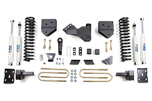 - BDS 587H 11 F250/350 Gas 6/5 4-Link w/3.5in Sprng Suspension Kit