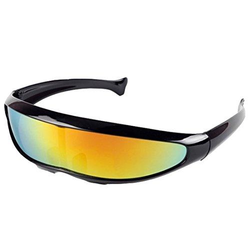 PC Red Sol En Gafas De UV400 Personalizada QQBL Plástico Pez Red Macho con De Forma De Hembra Y FwqdfTnP
