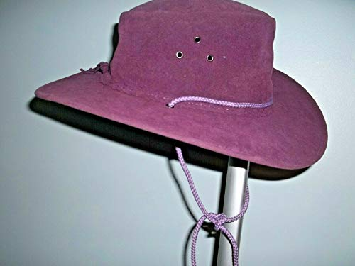 (KAKADU Australia SOAKA Womens Purple Boonie HAT Cowboy HAT Medium UPF 50+ NWT)