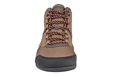 Drop for Hiker Xero Barefoot Shoe Sole Minimalist Shoes Hiking Inspired Rust Men Lightweight Hiking Daylight Mesquite Boot Zero Yq6qB