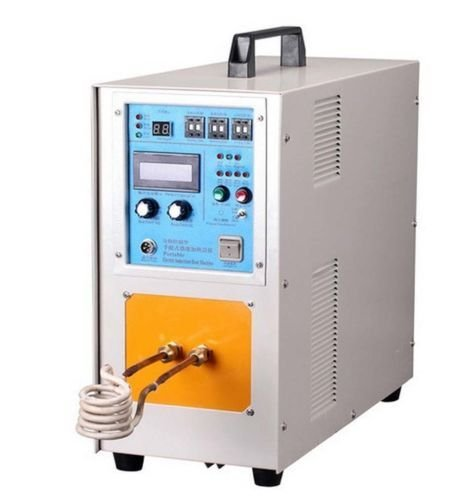 Heater Coil Induction - 15KW 30-80 KHz High Frequency Induction Furnace Gold Silver Copper Induction Heater LH-15A