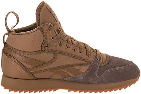 Reebok Reebok Men's Classic Leather Mid Ripple TB Casual