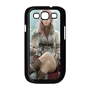 Samsung Galaxy S3 9300 Cell Phone Case Black Final Fantasy gift E5666533